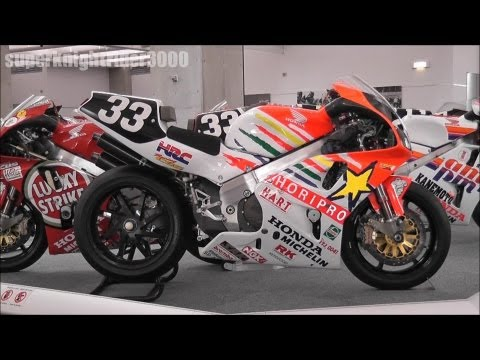 HONDA RVF/RC45(1997) #33 Itoh&Ukawa HORIPRO HONDA / Honda Collection Hall