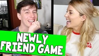 NEWLY FRIEND GAME W/ THOMAS SANDERS // Grace Helbig