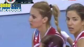 getlinkyoutube.com-Ekaterina Gamova vs Neslihan Darnel
