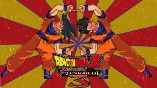 getlinkyoutube.com-Fusion Compilation Dragon Ball Tenkaichi 3 【HD】