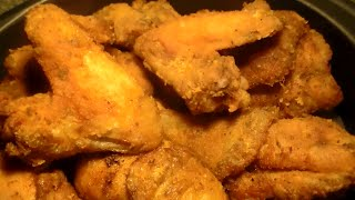 getlinkyoutube.com-The World's Best Fried Chicken Recipe: How To Fry Fried Chicken Wings