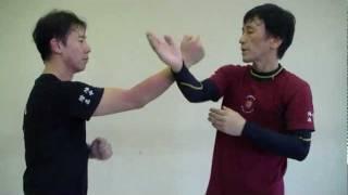getlinkyoutube.com-Jun Fan / Jeet Kune Do Trapping Skills