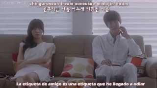 getlinkyoutube.com-F(x) - Goodbye Summer ft. D.O de EXO MV [Sub Español + Hangul + Rom]