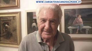 CARIATI MOSTRA PITTURA MAESTRO CASAZZA 17 08 2011