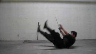 My Ninjato & Break falls with a Sword Explanation