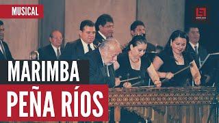 getlinkyoutube.com-Musical: Marimba Peña Ríos «Popurrí»