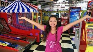 getlinkyoutube.com-Happy Days Arcade at Old Town - Arcade Fun