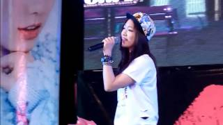 getlinkyoutube.com-Beautiful Actress , Dancer , Singer - Park Shin Hye