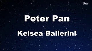 getlinkyoutube.com-Peter Pan - Kelsea Ballerini Karaoke 【No Guide Melody】 Instrumental