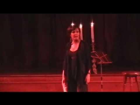 Alma Muriel en Para Ti... Sor Juana parte 1 de 5