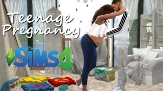 getlinkyoutube.com-Teenage Pregnancy l episode 8 l A Sims 4 Series
