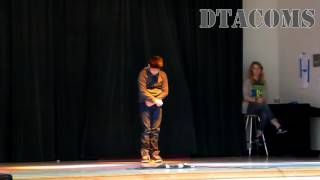 getlinkyoutube.com-5th Grade Talent Show | Animals + #thatPOWER / Dave's Just Dance mix
