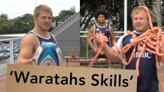 getlinkyoutube.com-Waratahs Skills - Summer Edition