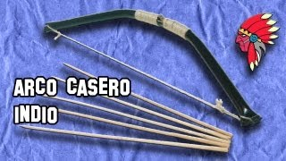 getlinkyoutube.com-✔ Cómo Hacer un Arco Casero Indio | How to Make a Bow Home Indio