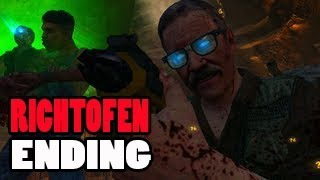 getlinkyoutube.com-Buried Easteregg Richtofen Side Ending | Samuel Is A Zombie! Samantha Is Dead! BO2 Zombies Gameplay
