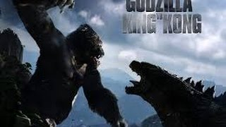 getlinkyoutube.com-King Kong vs Godzilla Fan Trailer