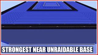 getlinkyoutube.com-Minecraft Tutorial: Strongest Near Unraidable Base! [6x6 Chunks] [Perfect Factions Base!]
