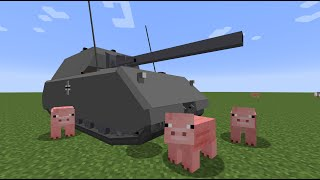 getlinkyoutube.com-Minecraft Flans Mod: Extra Zero 8's ww2 pack 1.7.10