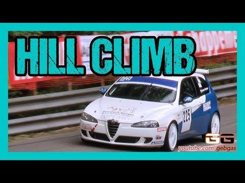 Alfa Romeo 147 - Monique BECKER - HILL CLIMB - 2018 - Abreschviller-St. Quirin