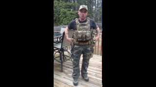 getlinkyoutube.com-Running a Battle Belt w/ A Plate Carrier