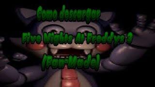 getlinkyoutube.com-Como descargar Five nights at freddys 3 fan made