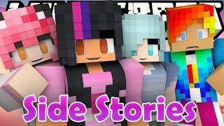getlinkyoutube.com-Slumber Party!   Minecraft Side Stories