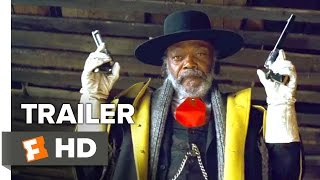 getlinkyoutube.com-The Hateful Eight Official Trailer #1 (2015) - Samuel L. Jackson, Kurt Russell Movie HD