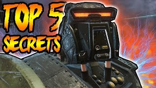 TOP 5 SECRETS You Didn't Know About GOROD KROVI! Black Ops 3 Zombies TOP 5 BEST EASTER EGG