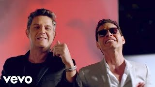 getlinkyoutube.com-Alejandro Sanz - Deja Que Te Bese ft. Marc Anthony
