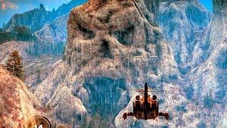 getlinkyoutube.com-Just Cause 3 Skull Island King Kong Easter Egg