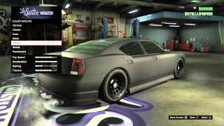 قلتش قراند GTA V  دمج الألوان المطفية بيس تابع الفديو للنهاية