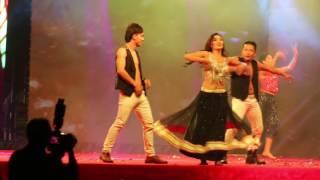 getlinkyoutube.com-Mala Limbu Dance in Dubai