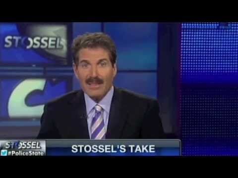 John Stossel - Recipe For A Police State