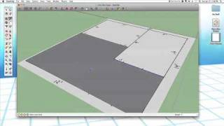 getlinkyoutube.com-Sketchup #24: Modeling a Floor Plan