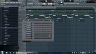 Remake ''Foe Tha Love Of Money''Eazy E Ft Bone Thugs N Harmony-Fl Studio