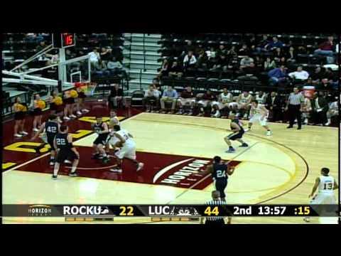 Thumbnail image for 'Video: Loyola runs past Rockhurst, 69-46'