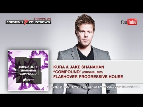 Corsten's Countdown #296 - Official Podcast