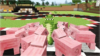 getlinkyoutube.com-Minecraft Xbox - Soldier Adventures Season 2 - The Perfect Pig Episode 98