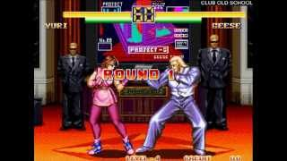 getlinkyoutube.com-Art Of Fighting 2 Yuri Sakazaki