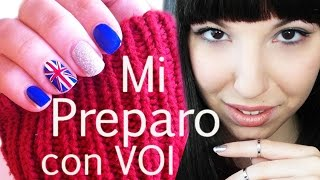 getlinkyoutube.com-Mi Preparo Con Voi per Partire, Gatto e Nail Art!!