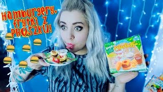 getlinkyoutube.com-Hamburgery, frytki z proszku! DIY Popin Cookin HAPPY MEAL