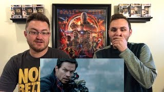 MILE 22 Trailer #1 Reaction!