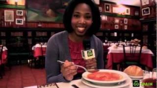 Madrid restaurants:  La Bola Taberna. Spanish comfort food!