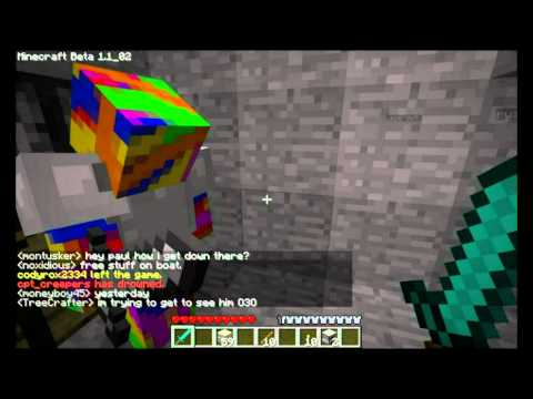 Minecraft Dad - Ep. 08 - The Soares Bunch meets CHAOS (PvP Server)