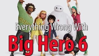 getlinkyoutube.com-Everything Wrong With Big Hero 6