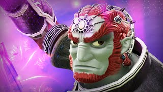 "getlinkyoutube.com-""The Gerudo King"" - Super Smash Bros. Wii U - Ganondorf Montage"