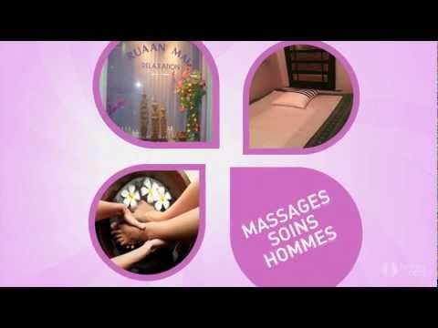 RUAAN MAÏ : MassagesThaï, détente, relaxation (Homme) 75014 Paris
