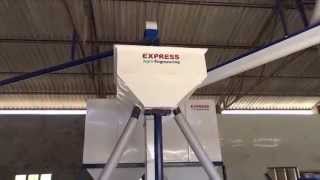 FULLY AUTOMATIC FLOUR MILL PLANT - EXPRESS AGRO ENGINEERING AT. RAJKOT CELL: +91 9825329235