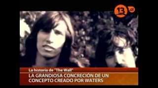 """getlinkyoutube.com-La historia de """"The Wall""""  de Roger Waters   (Espectáculos 13)"""