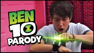 getlinkyoutube.com-BEN 10 PARODY - XanderFlicks